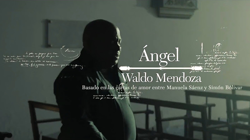 Waldo Mendoza - ¨Ángel¨ - Videoclip - Dirección: Asiel Babastro. Portal Del Vídeo Clip Cubano - 01