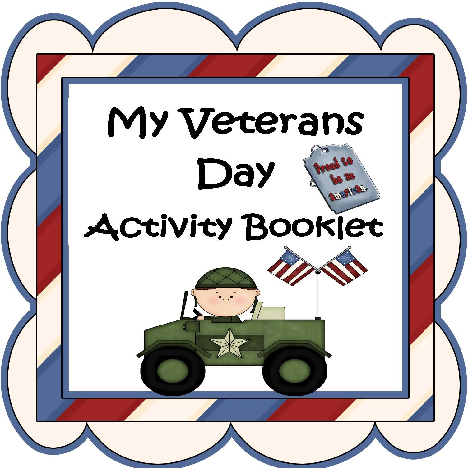 Engaging Lessons And Activities Cute Veterans Day