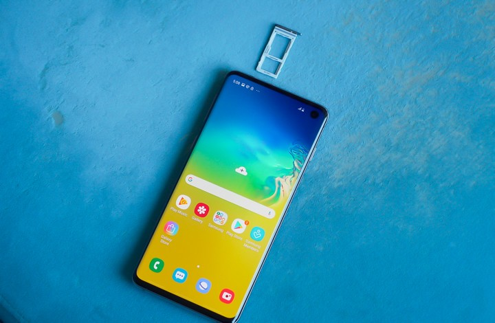 Best features of Samsung Galaxy S10