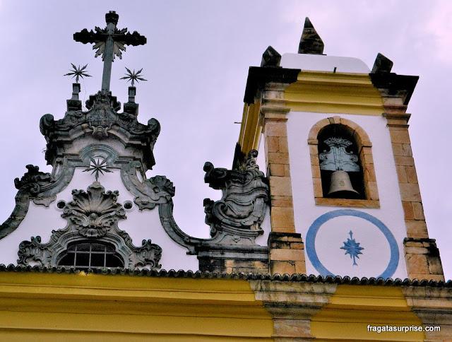 Minas Gerais: Igreja do Carmo, em Sabará