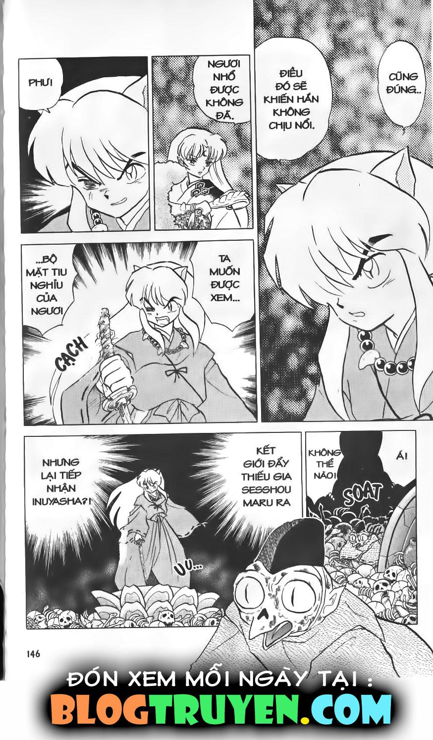 Inuyasha vol 02.8 trang 12
