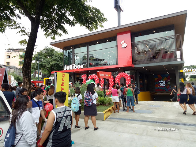 Jollibee party venue