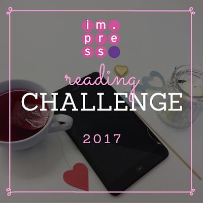 Impress Challenge 2017 Büchermomente ist dabei