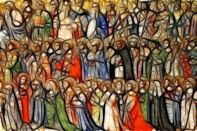 ¿Cómo satisfacer a los santos para que te aporten buena energía?