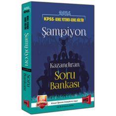 Yargı Yayınları KPSS Lisans Şampiyon Kazandıran Soru Bankası (2016)