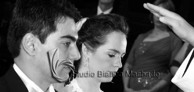 fotos de benção casamento