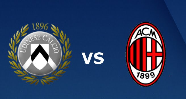DIRETTA Udinese-Milan Streaming Rojadirecta Sky GO.