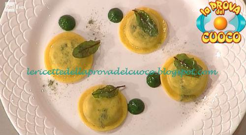 Ravioli di caccia ricetta Bottega da Prova del Cuoco