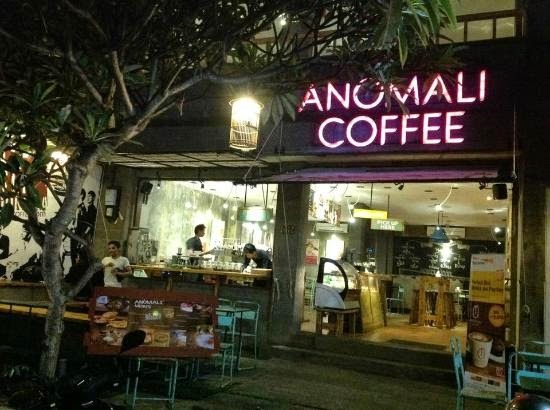 Mencari Suasana Baru di Tempat Ngopi di Bali