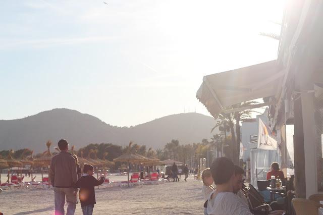 Reisebericht über Alcudia, Mallorca