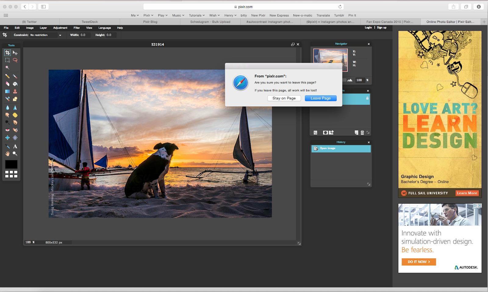 pixler image editor