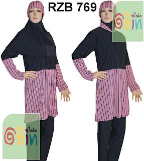 baju renang syari RZB 769