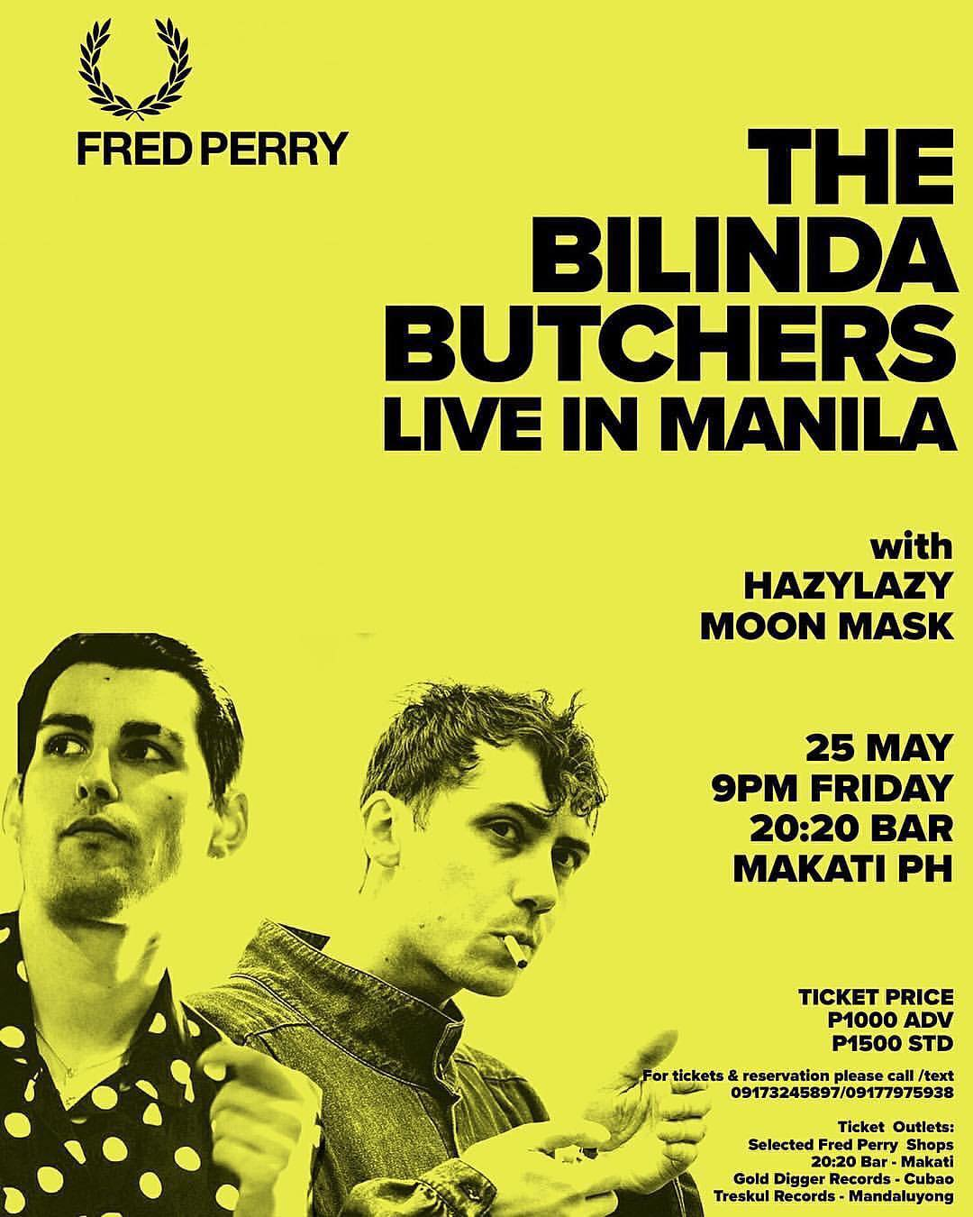 Music News: Win Tickets To See The Bilinda Butchers Live In