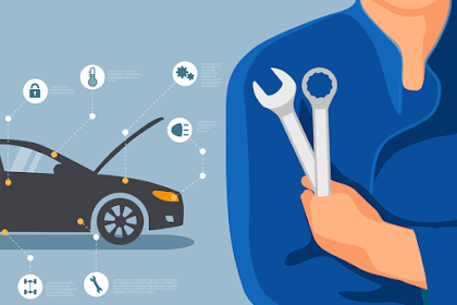 Some Easy Vehicle Maintenance Tips