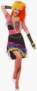 80s Fun Girl Costume for Ladies