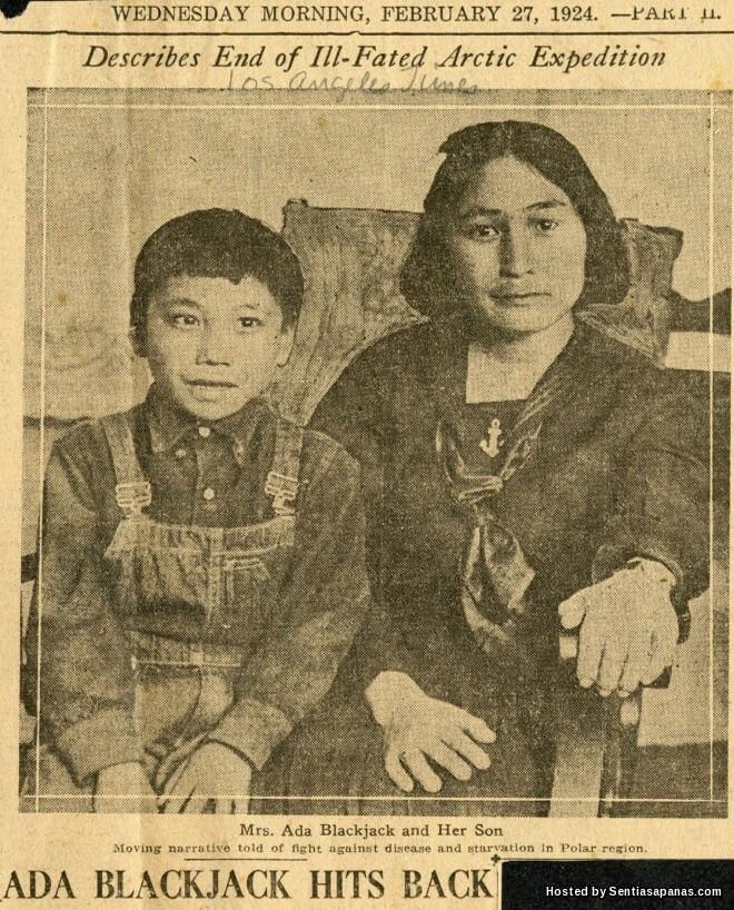 Tragedi Ekspedisi Pulau Wrangel