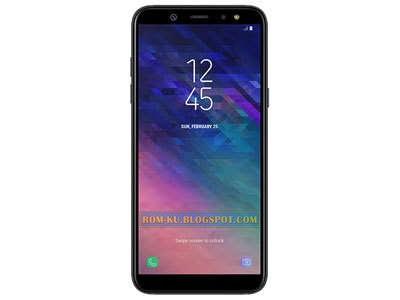 Cara Flashing Samsung Galaxy A6 SM-A600G