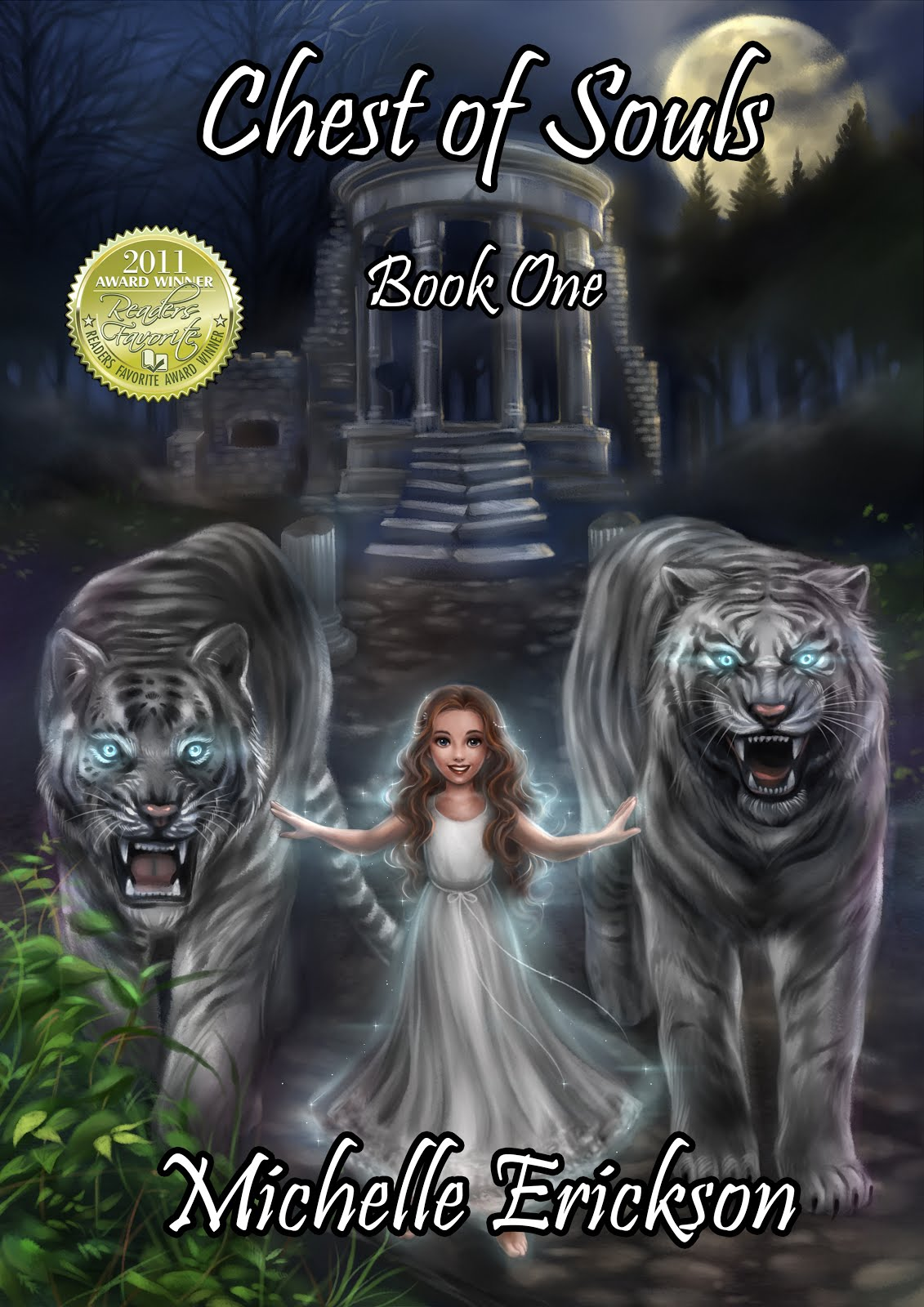 My Award winning Epic Fantasy Book 1