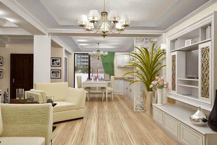 Design interior vila stil clasic de lux | design interior vila de lux Constanta