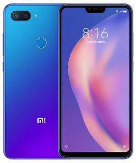 Xiaomi Mi 8 Lite Specifications & Price in Nepal.