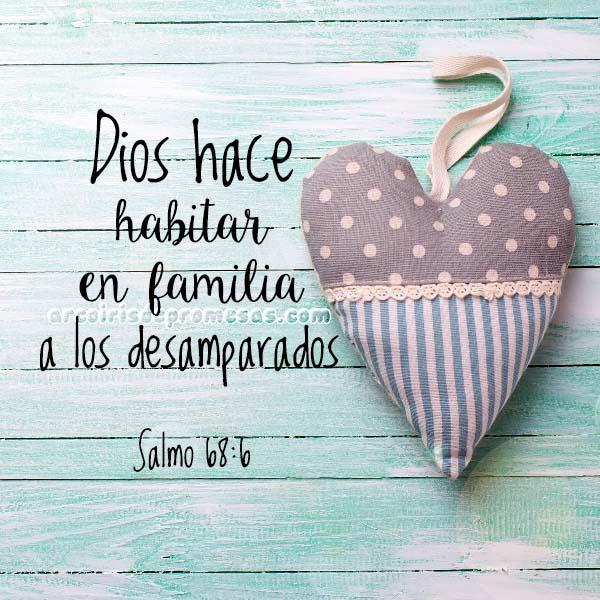 perteneces a la familia de dios promesas de dios con imágenes reflexiones cristianas