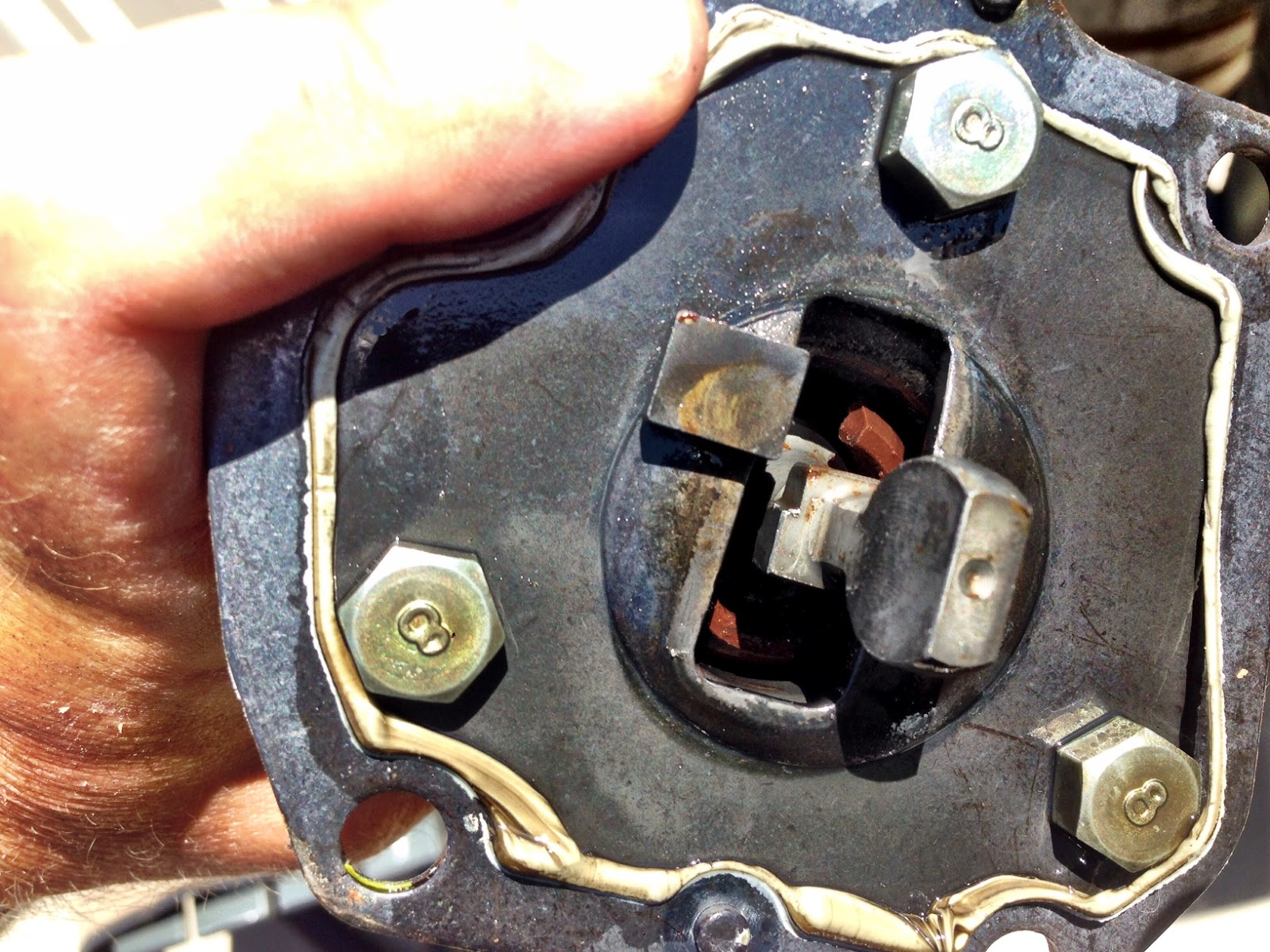 Transfer Case Shifter Replacement