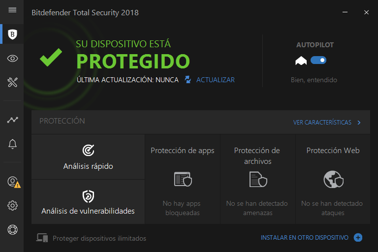 Bitdefender 2018 Windows