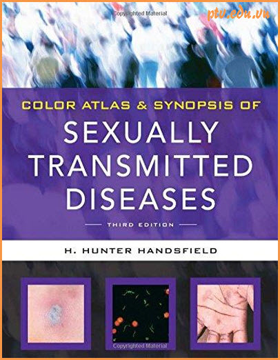 Color Atlas & Synopsis of Sexually Transmitted Diseases, 3rd