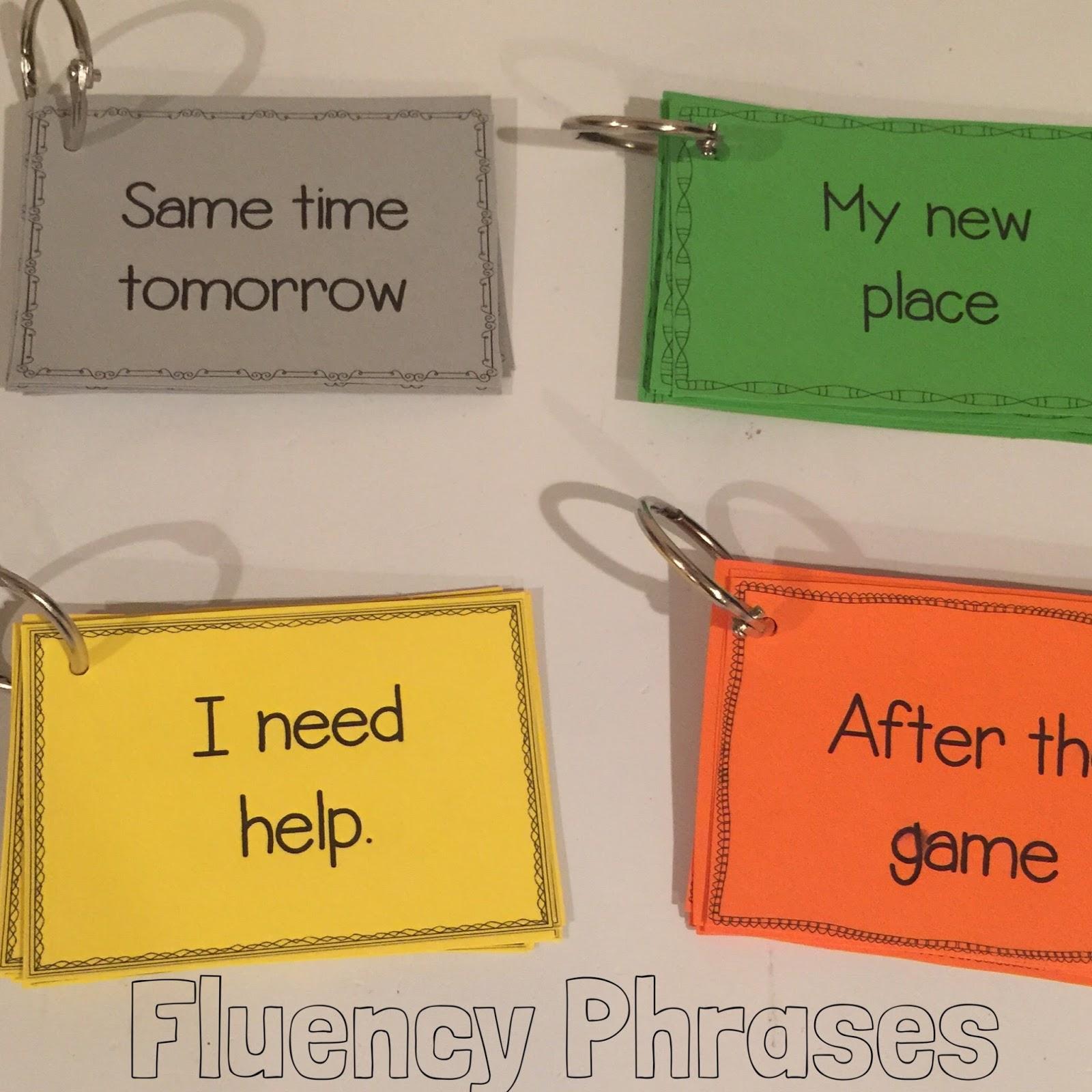 Summer Blog Party Fluency