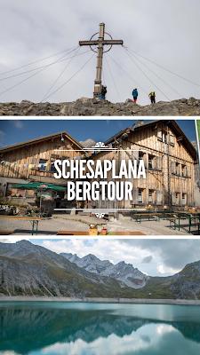 Wanderung auf die Schesaplana | Wandern Lünersee Brandnertal | Höchster Berg im Rätikon | Vorarlberg Österreich | Tourenvorschlag + GPS-Track
