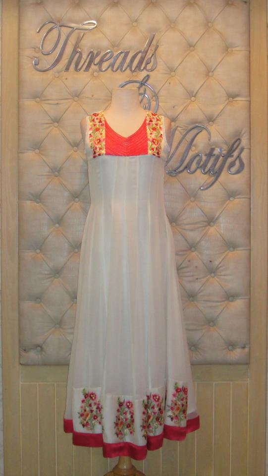 Fashion Hub Threads And Motifs Eid Collection 2012