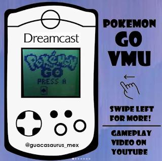 Guacasaurus, ses jeux VMU, les différentes news Sans%2Btitre