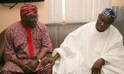 BREAKING: Obasanjo, Atiku In Closed-Door Meeting