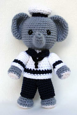 Amigurumi Elephant-Free Pattern