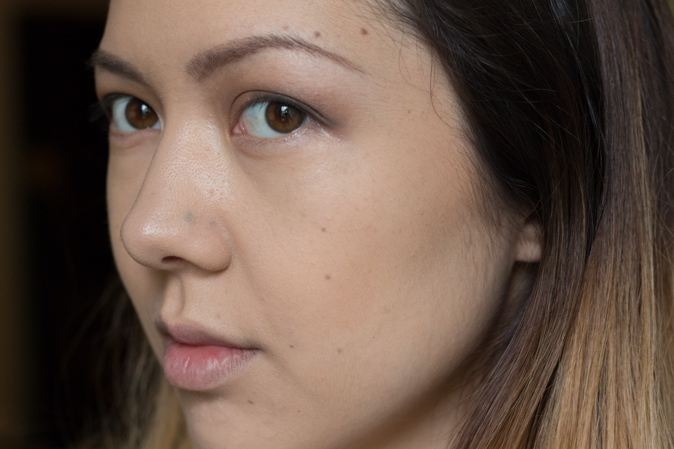 make up for ever mufe pro bronze fusion 20m worn review
