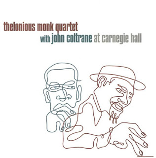 Thelonious Monk with John Coltrane, At Carnegie Hall