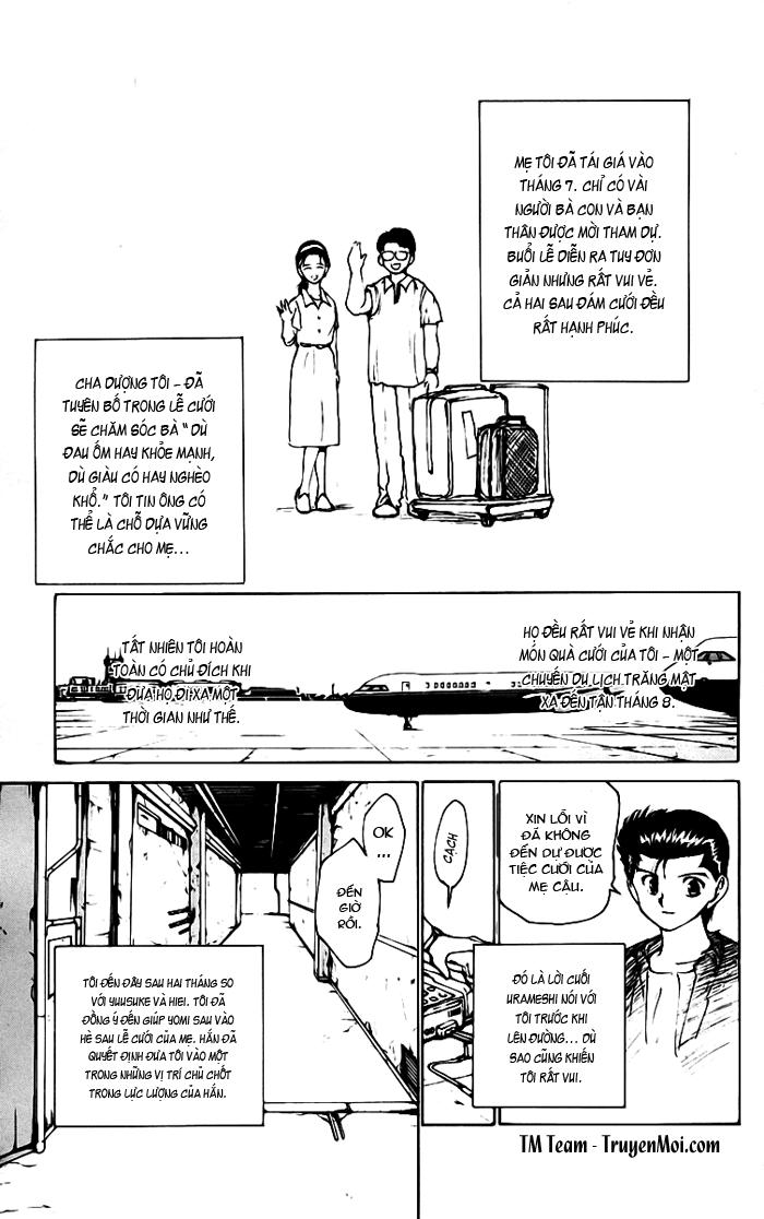 Hành trình của Uduchi chap 161: năm của kurama (phần 1) trang 3