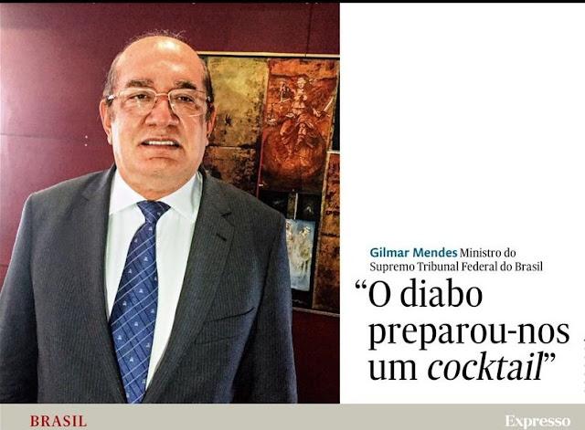 Gilmar Mendes Ministro STF