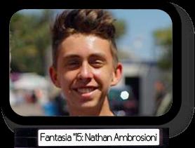 Fantasia 2015: Nathan Ambrosioni