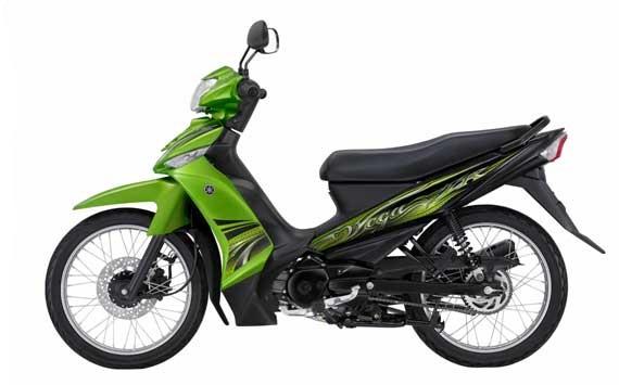 IndoGarage: 2011 Yamaha New Vega ZR Facelift