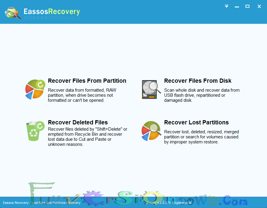 Eassos Recovery Latest Full