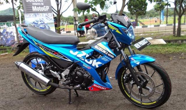 Pinjaman Uang / Dana Tunai Jaminan Gadai BPKB Motor Satria FU 150 Tanpa Survey di Bandung dan Cimahi