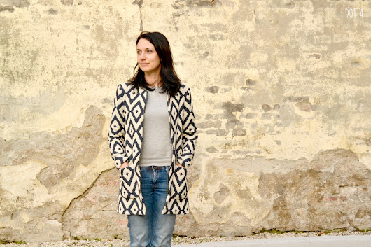 Dotta - A Sewing Blog: The Unexpected Coat