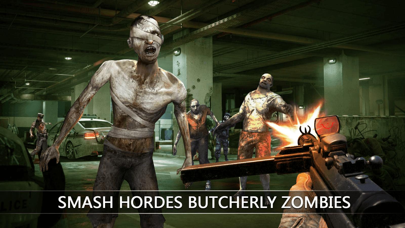 Zombie Dead Set MOD APK terbaru