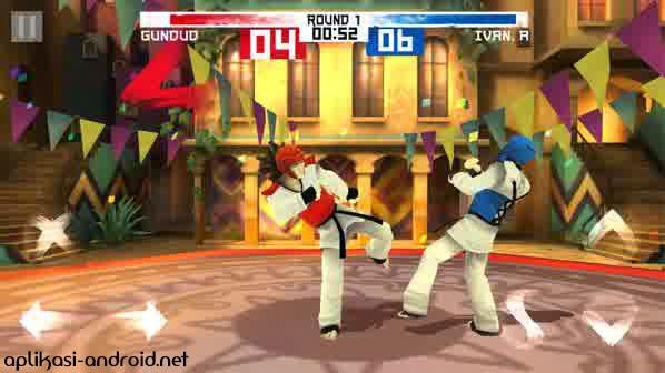 Bukan Cuman Olahraga Saja, Taekwondo Juga Ada Gamenya