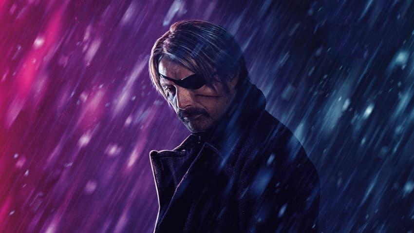 Полярный, Рецензия, Обзор, 2019, Polar, Review, Netflix