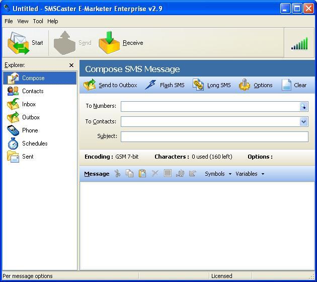 Smscaster e marketer key generator