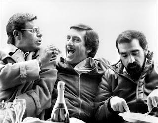 Jerry Lewis, Robert De Niro y Martin Scorsese - (El rey de la comedia)
