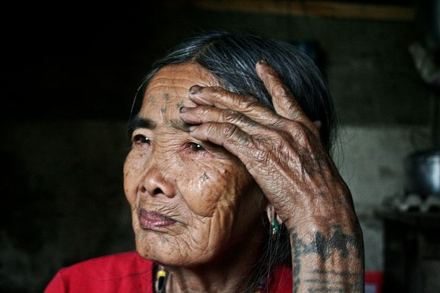Tattoo Artist Whang-Od Nominated For National Living Treasures Award!