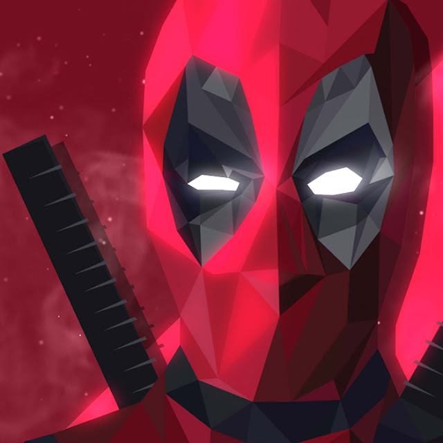 DeadPool Vector Wallpaper Engine